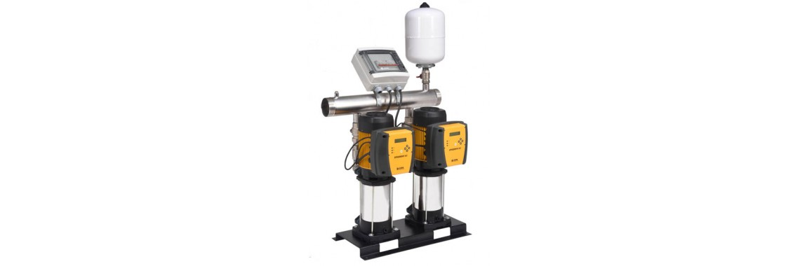 Espa Water Pressure Pumps VFD